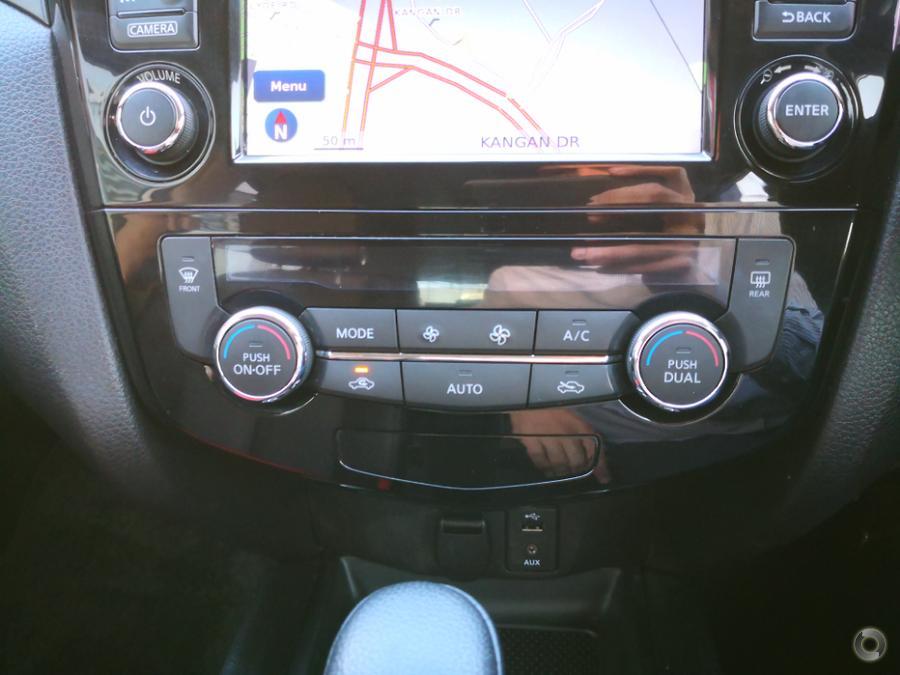 2016 Nissan X-Trail ST-L N-SPORT Black