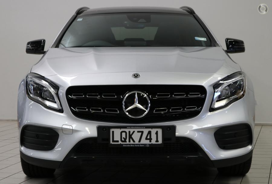 2018 Mercedes-Benz GLA 250 Wagon