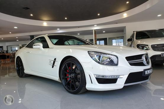 2015 Mercedes-Benz SL 63