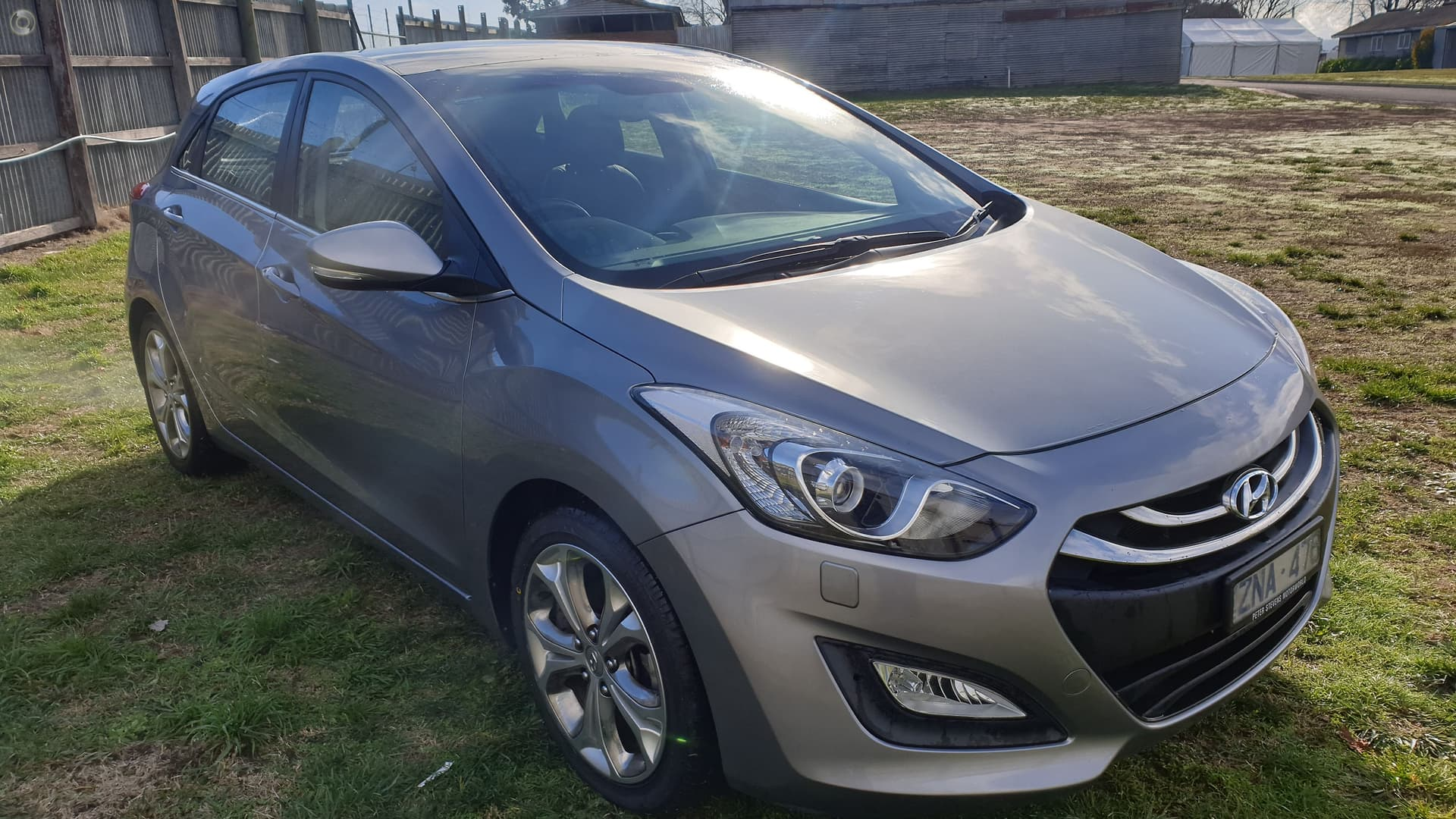 2013 Hyundai i30 GD
