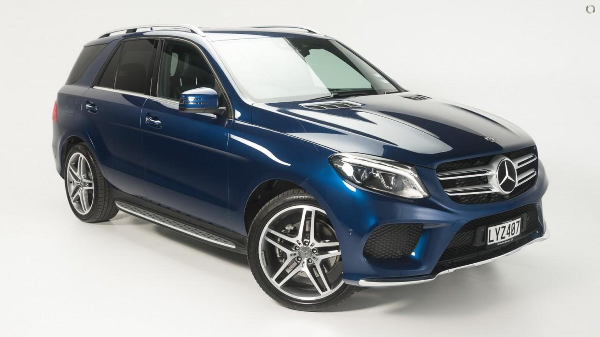 2019 Mercedes-Benz GLE 350 Wagon