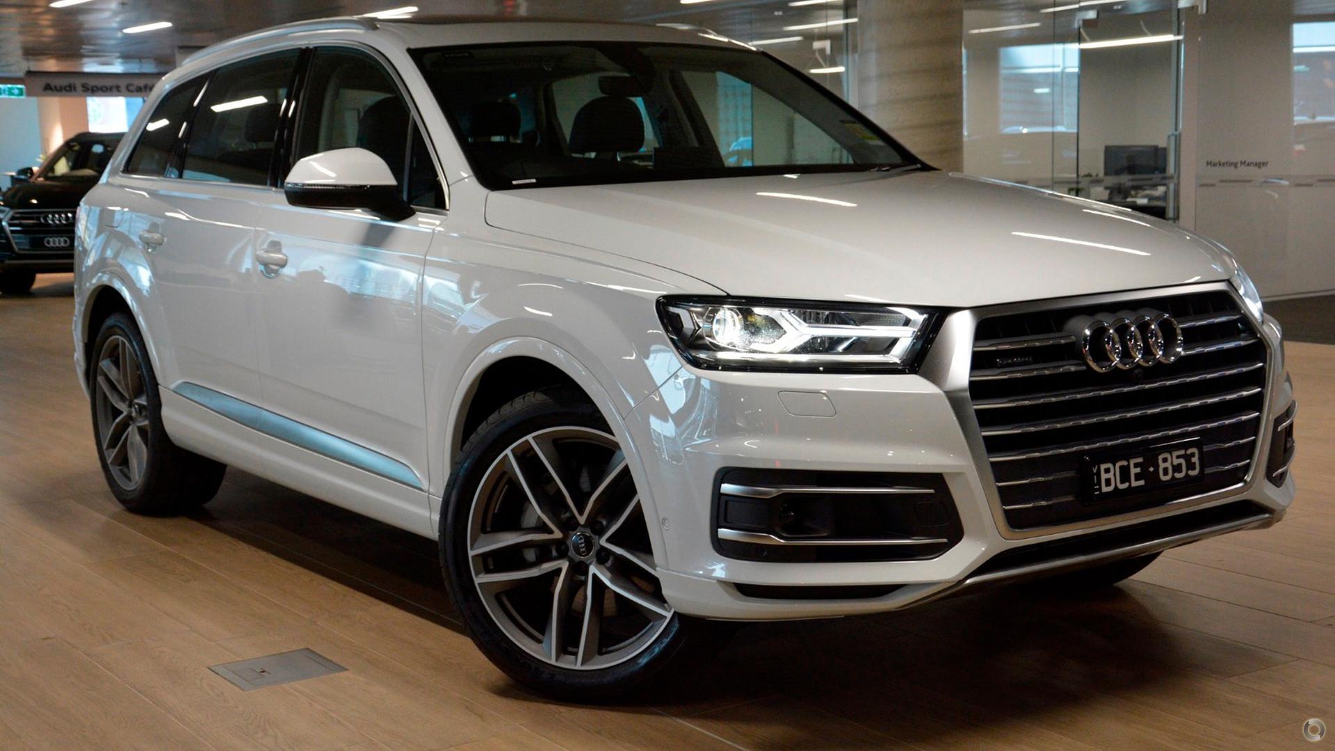 2018 Audi Q7 TDI 4M