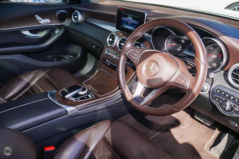 2016 Mercedes-Benz GLC 250 D Wagon