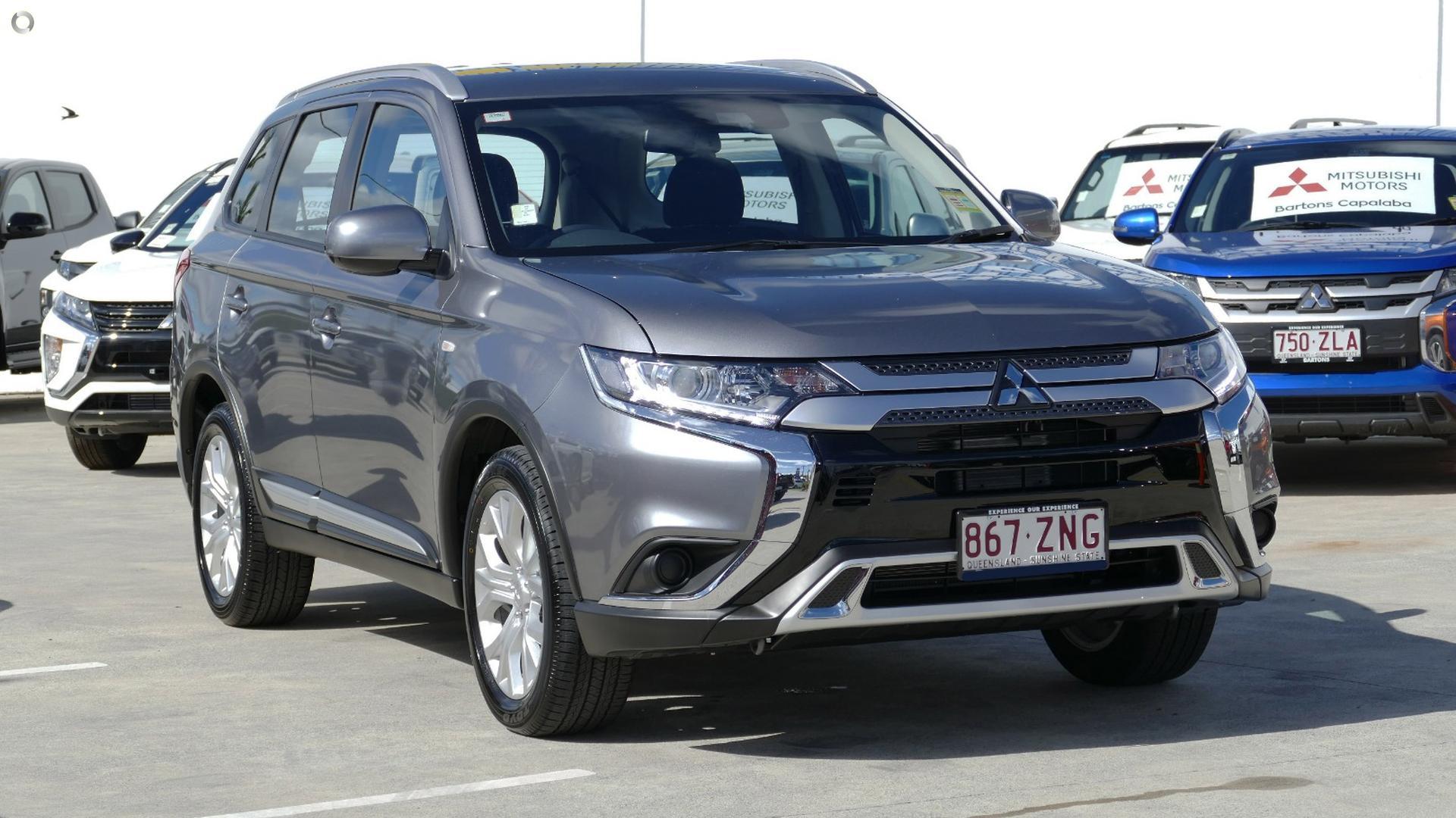 2020 Mitsubishi Outlander ZL