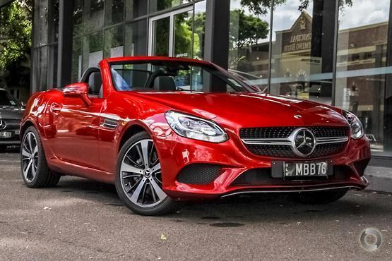2018 Mercedes-Benz <br>SLC 200