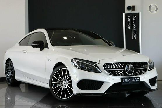 2016 Mercedes-Benz C 43 AMG