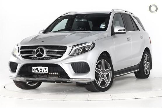 2017 Mercedes-Benz <br>GLE 350