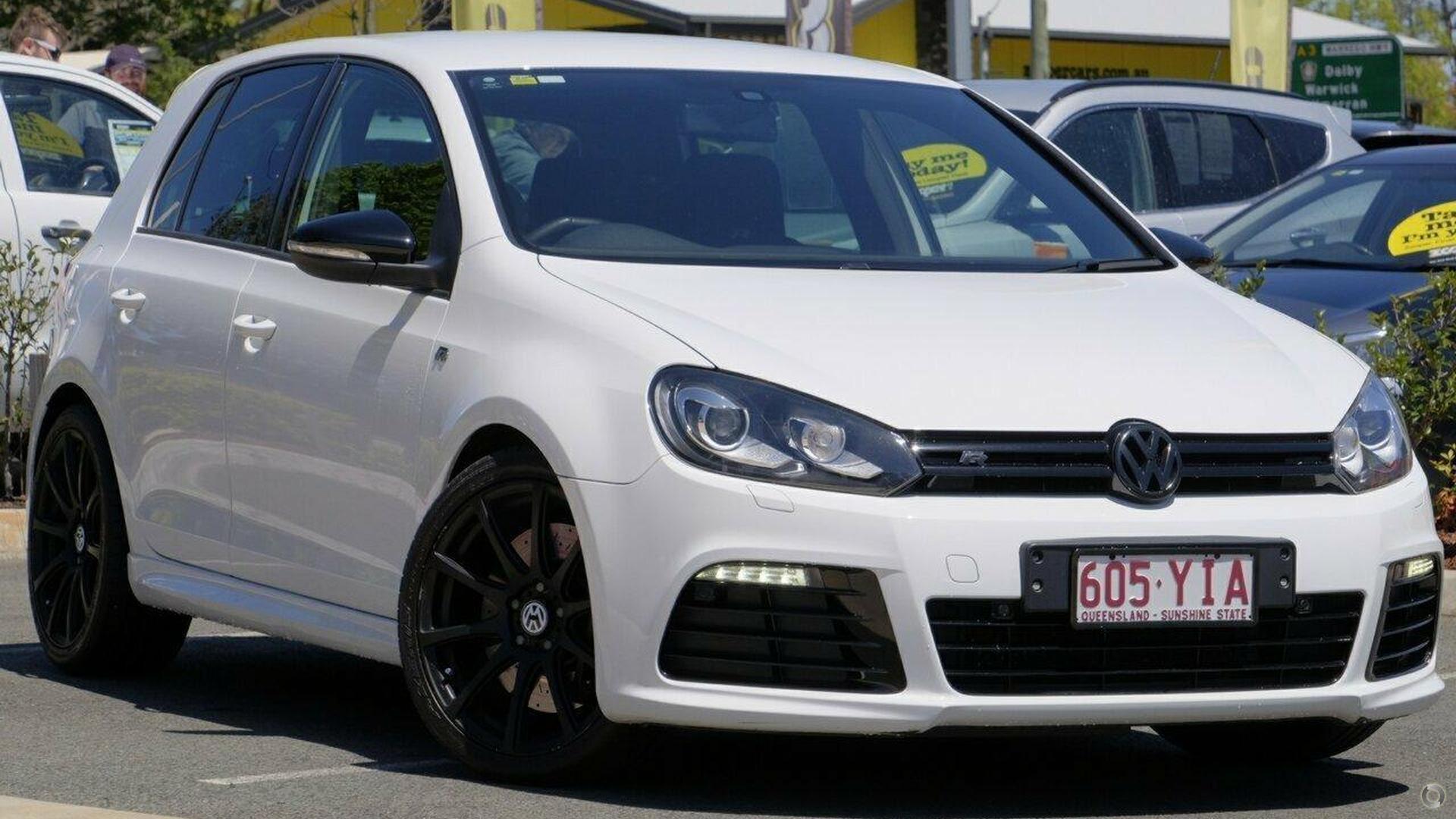 2012 Volkswagen Golf R VI