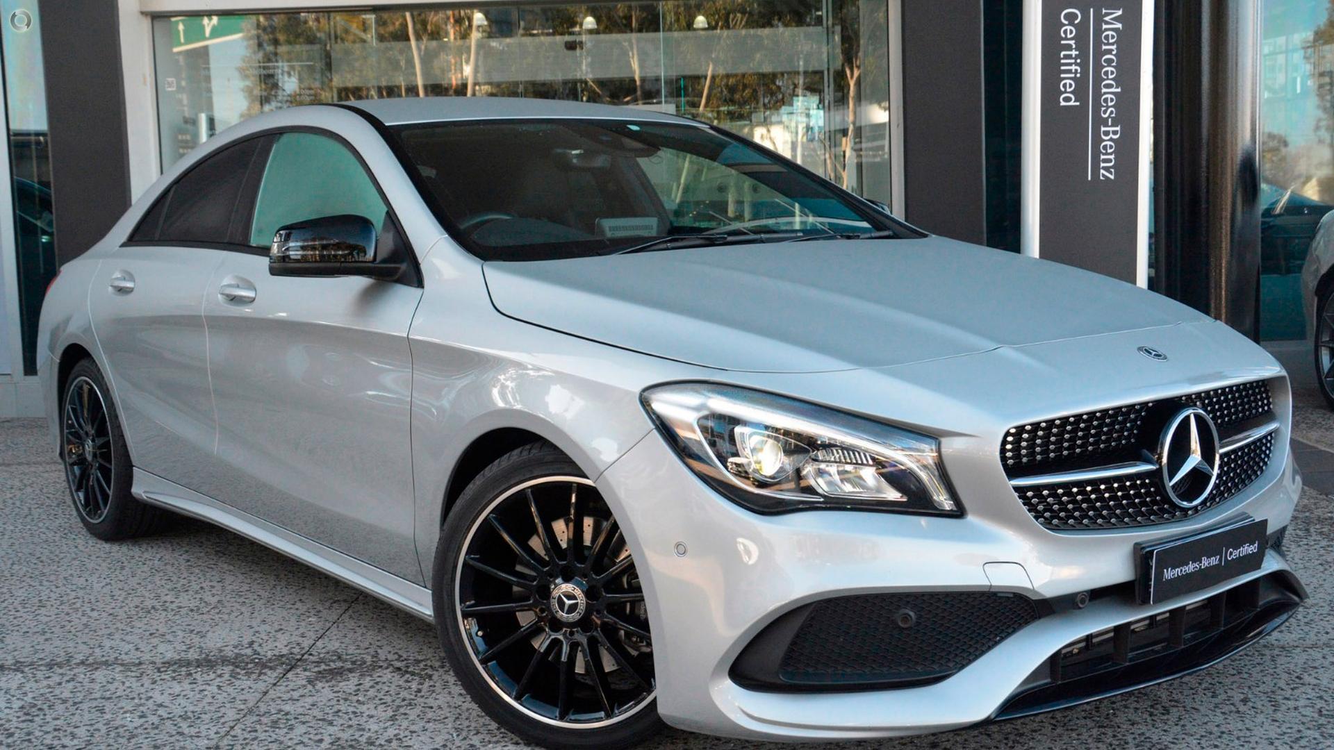 2017 Mercedes-Benz CLA 220 D Coupe