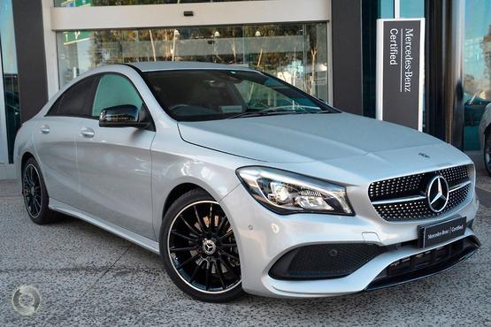 2017 Mercedes-Benz <br>CLA-CLASS