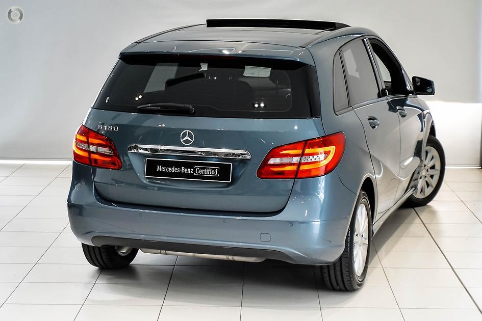 2012 Mercedes-Benz B 180 BLUEEFFICIENCY Hatch