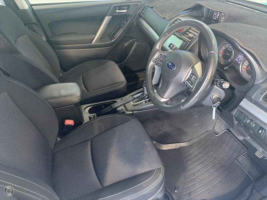 2012 Subaru Forester 2.5i-L S4