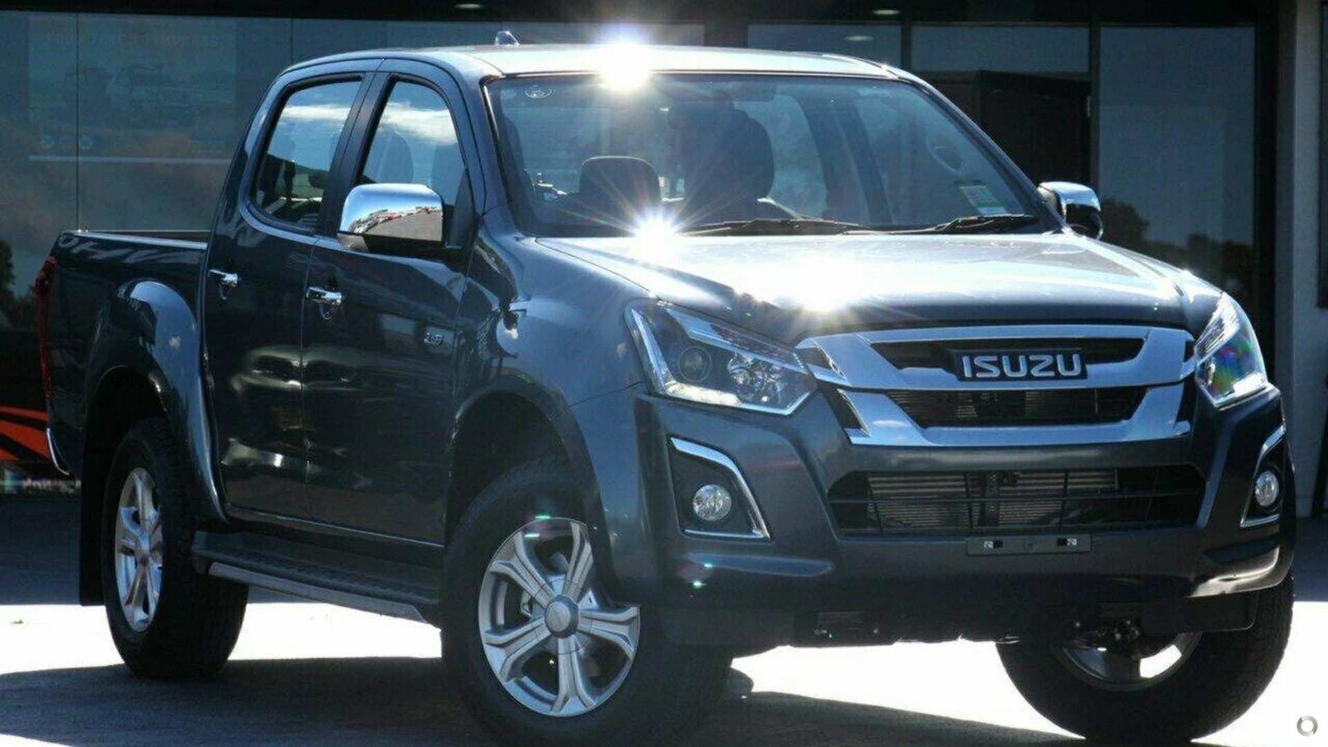 2019 Isuzu D-max Ls-u High Ride