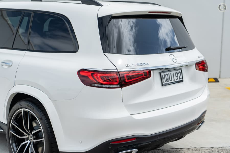 2020 Mercedes-Benz GLS 400 Wagon