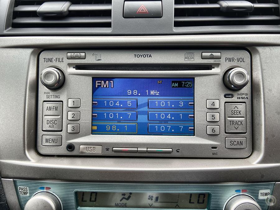 2011 Toyota Camry Hybrid AHV40R