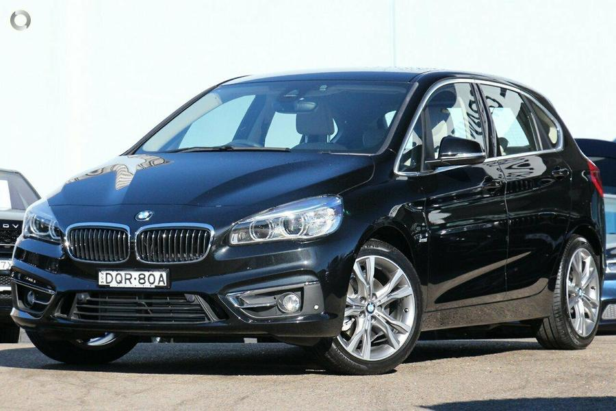 2017 BMW 2 Series 220i Sport Line