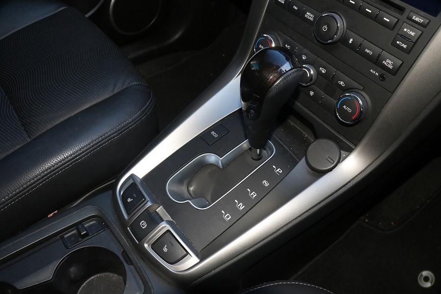 2013 Holden Captiva 7 LTZ CG - Alto