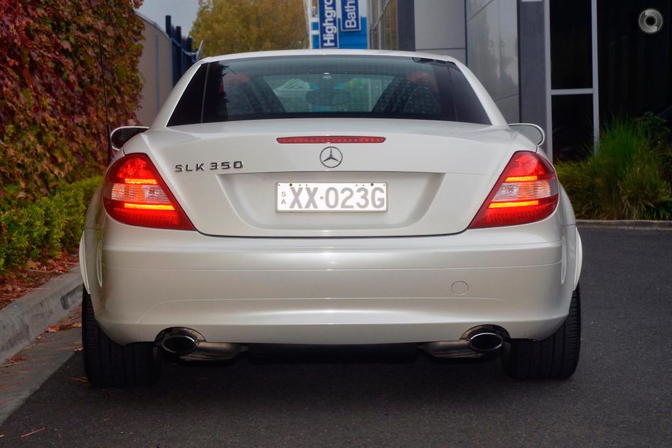 2007 Mercedes-Benz SLK 350 Roadster