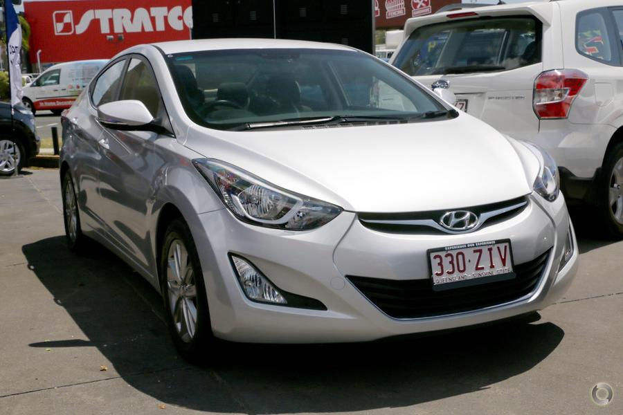 2013 Hyundai Elantra Elite MD3