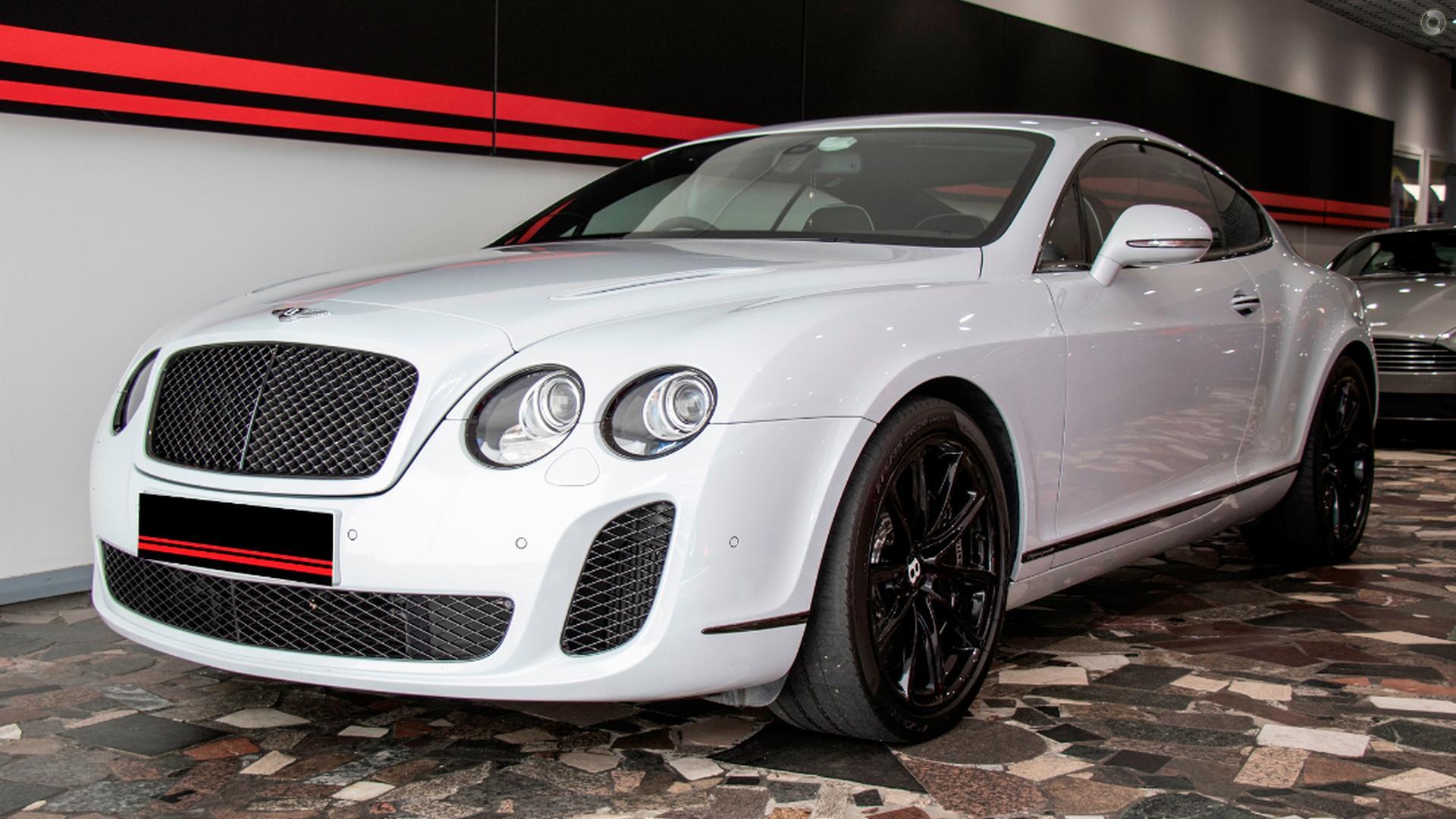 2010 Bentley Continental 3W