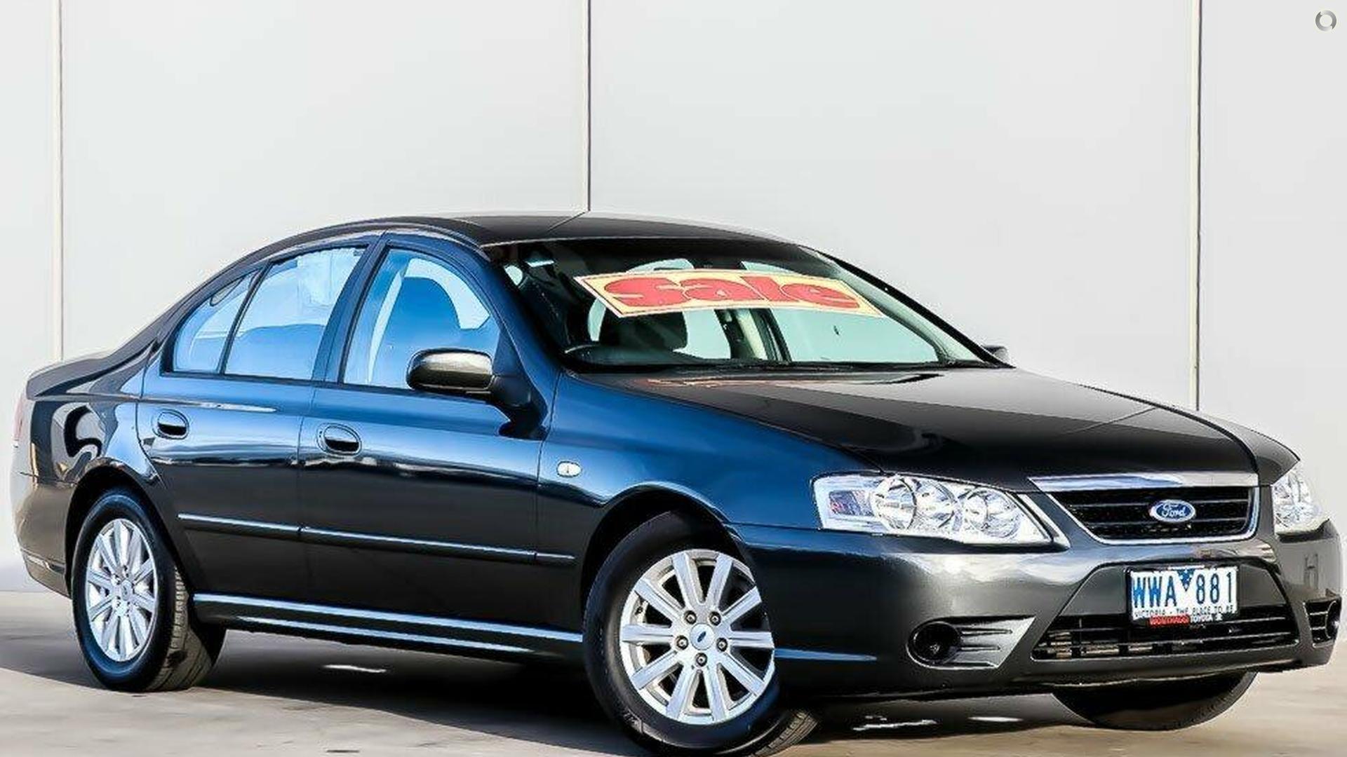 2007 Ford Fairmont BF Mk II