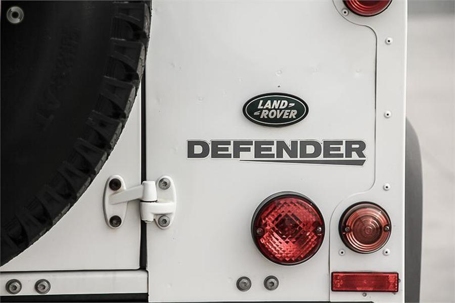 2012 Land Rover Defender  90