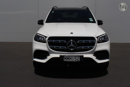 2019 Mercedes-Benz GLS 400