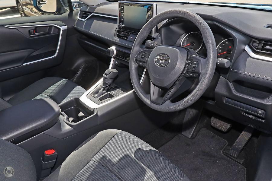 2019 Toyota RAV4 GX MXAA52R