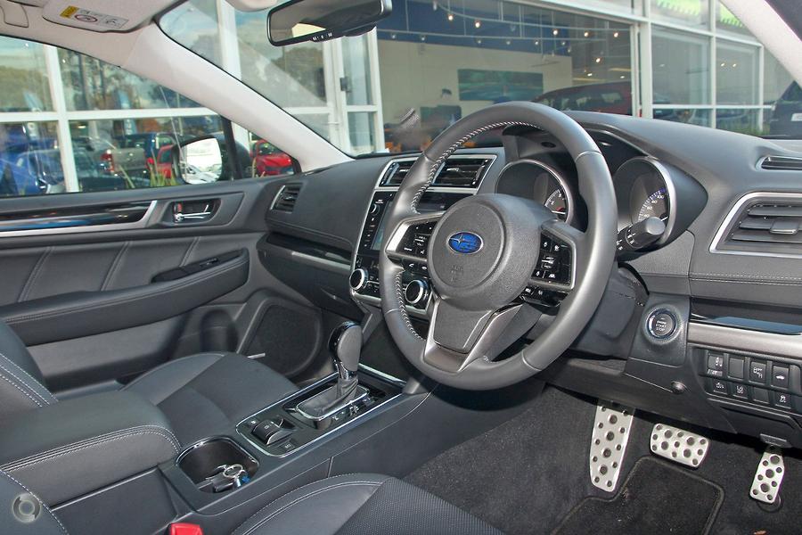 2018 Subaru Liberty 3.6R 6GEN