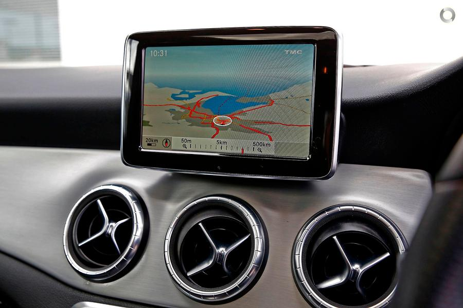 2014 Mercedes-Benz CLA200  C117