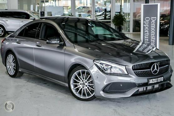 2018 Mercedes-Benz <br>CLA 220