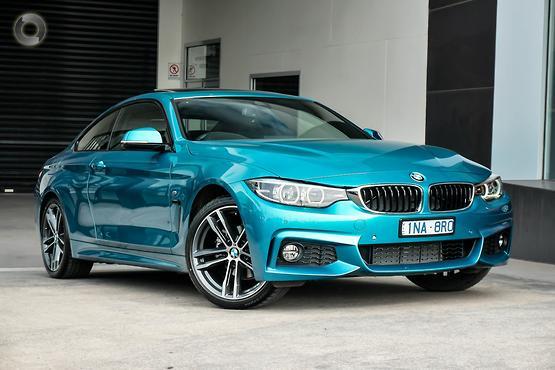 2017 BMW 420 i M Sport