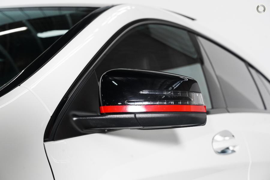 2016 Mercedes-Benz CLA200 d X117