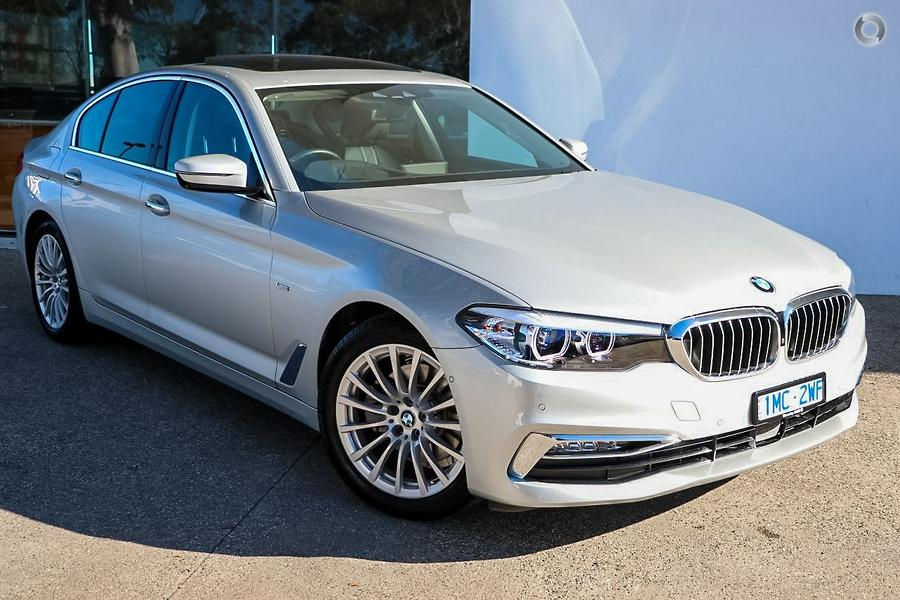 2018 BMW 5 Series 520d Luxury Line