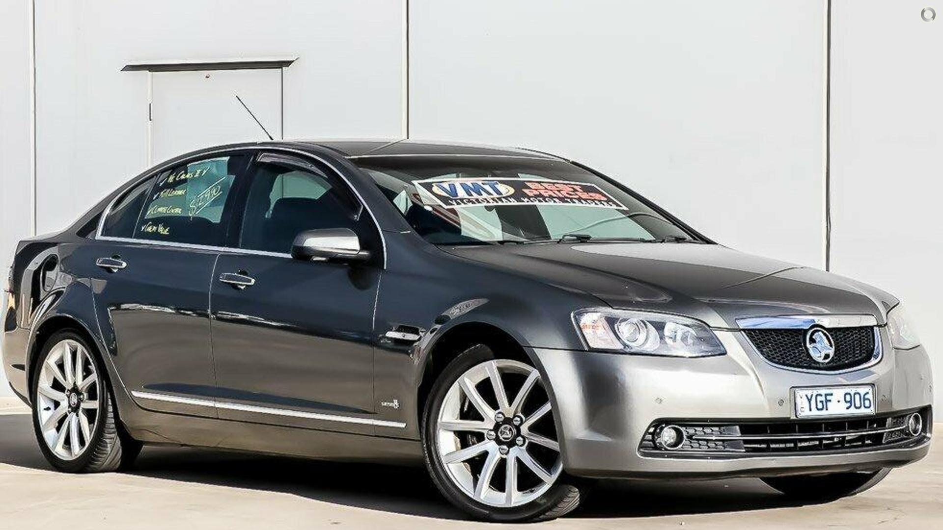 2011 Holden Calais VE Series II