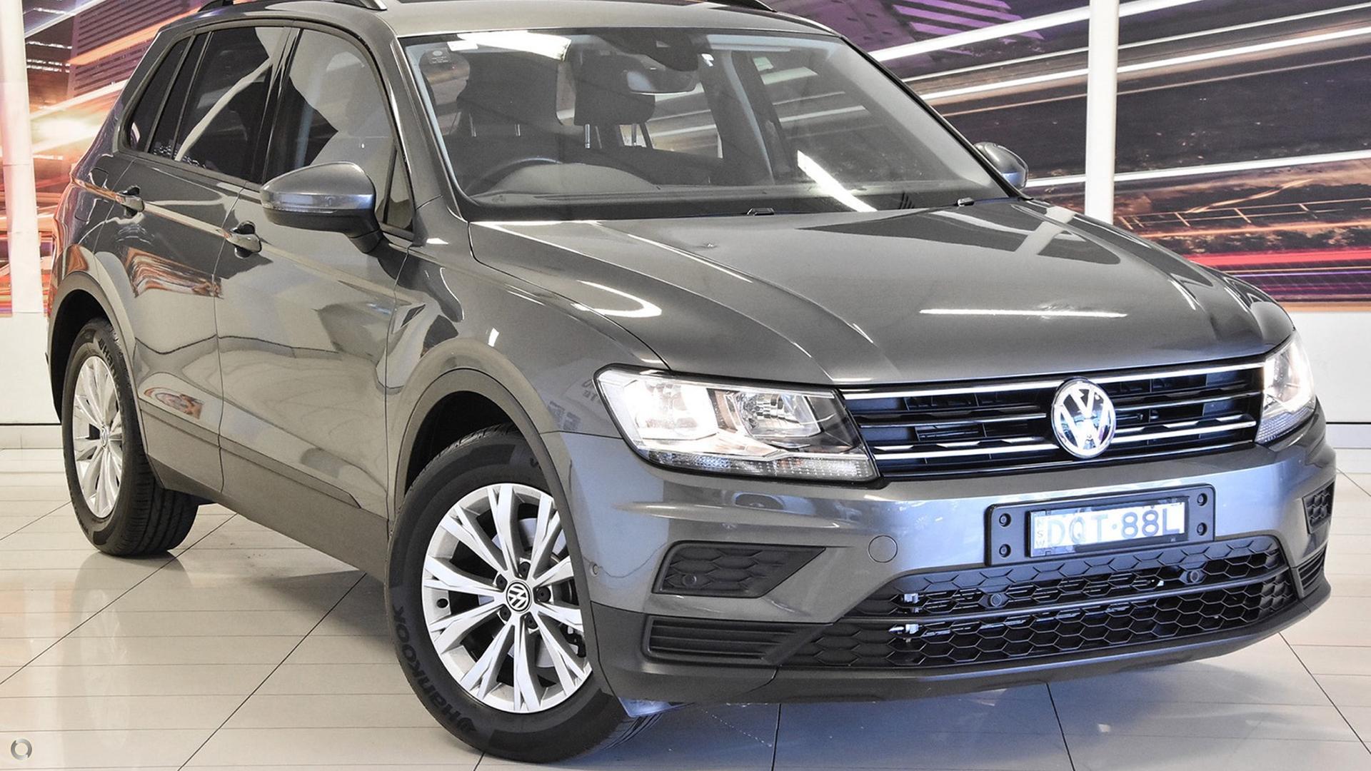2017 Volkswagen Tiguan 5N