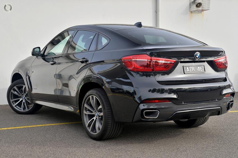 2015 BMW X6 xDrive30d F16