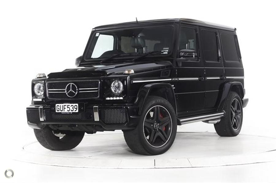 2013 Mercedes-Benz G 63 SUV