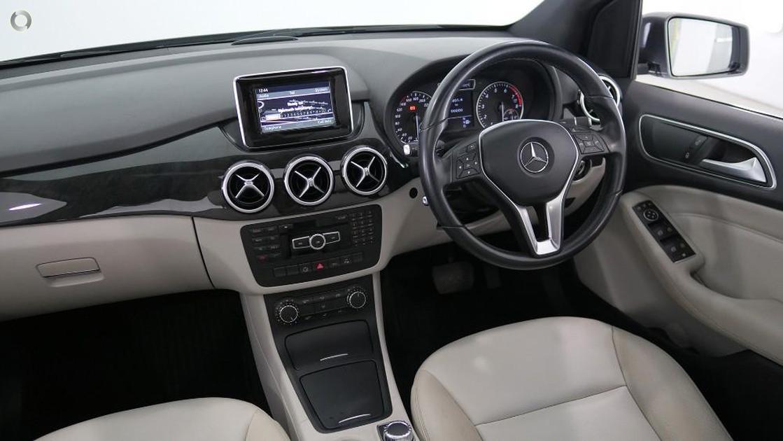 2012 Mercedes-Benz B 200 BLUEEFFICIENCY Hatch