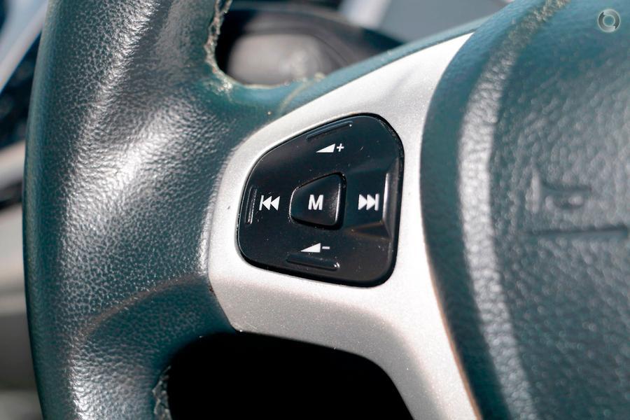 2013 Ford Fiesta Zetec WT