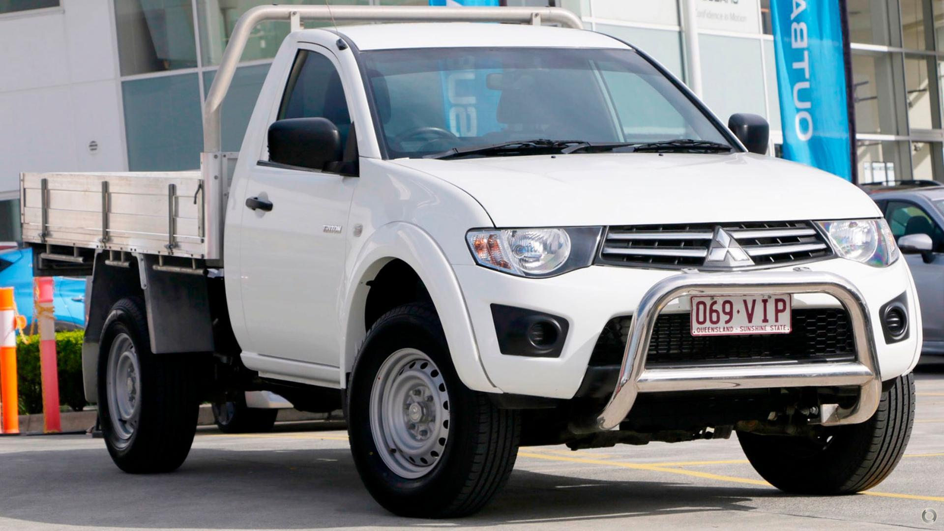 2015 Mitsubishi Triton MN