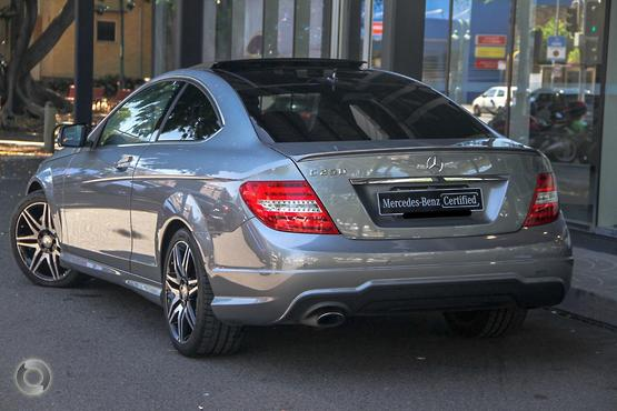 2015 Mercedes-Benz C 250 AVANTGARDE