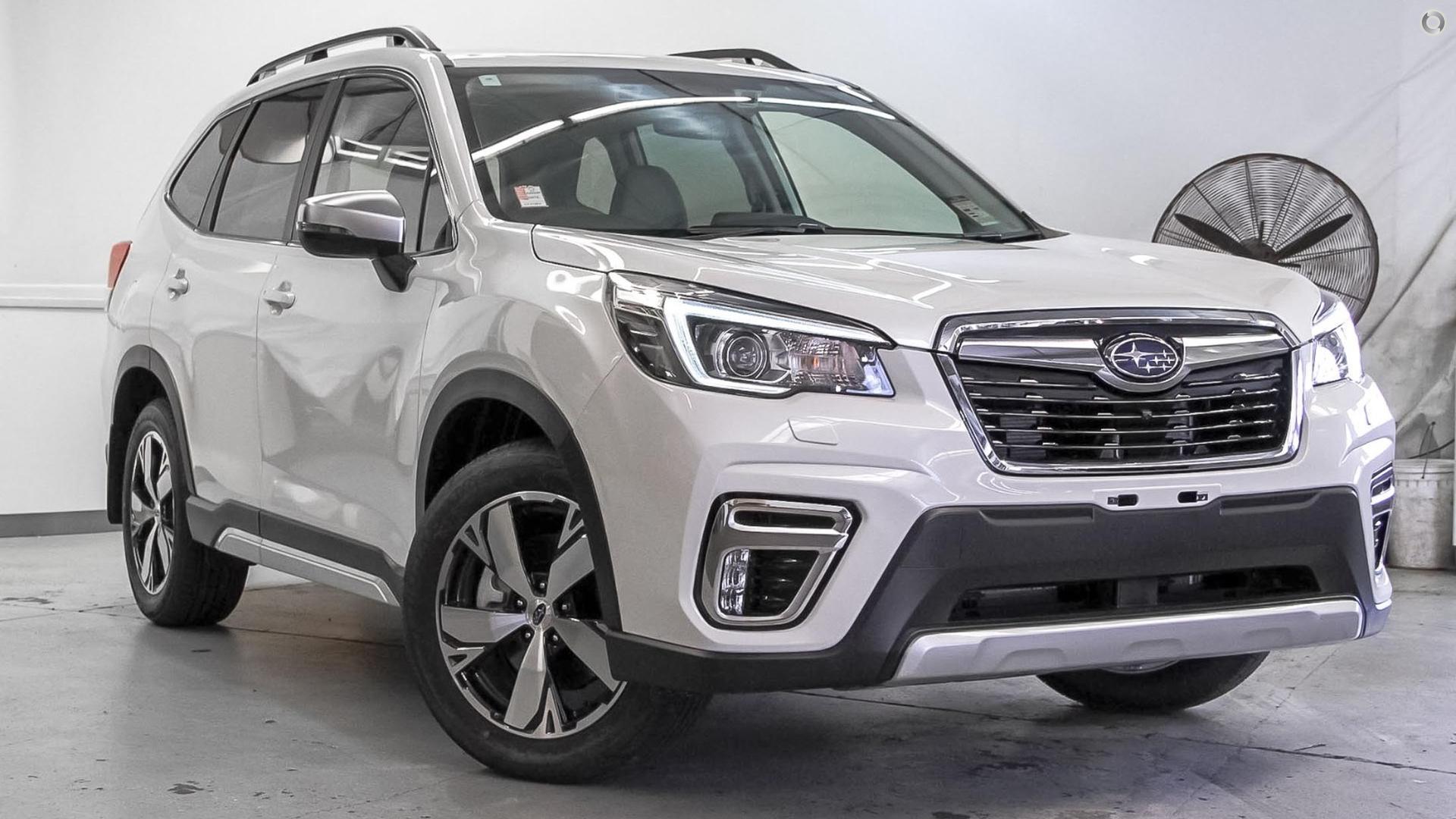 2020 Subaru Forester S5
