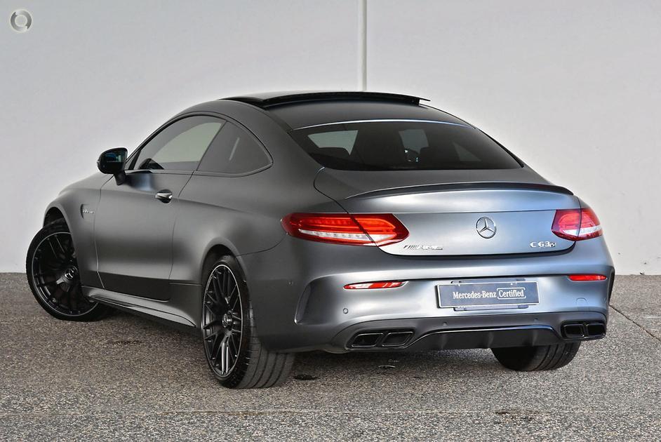 2018 Mercedes-Benz C 63 Coupe - Mercedes-Benz Gold Coast