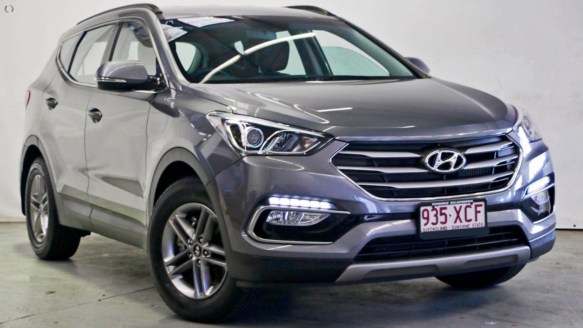 2016 Hyundai Santa Fe DM3 Series II