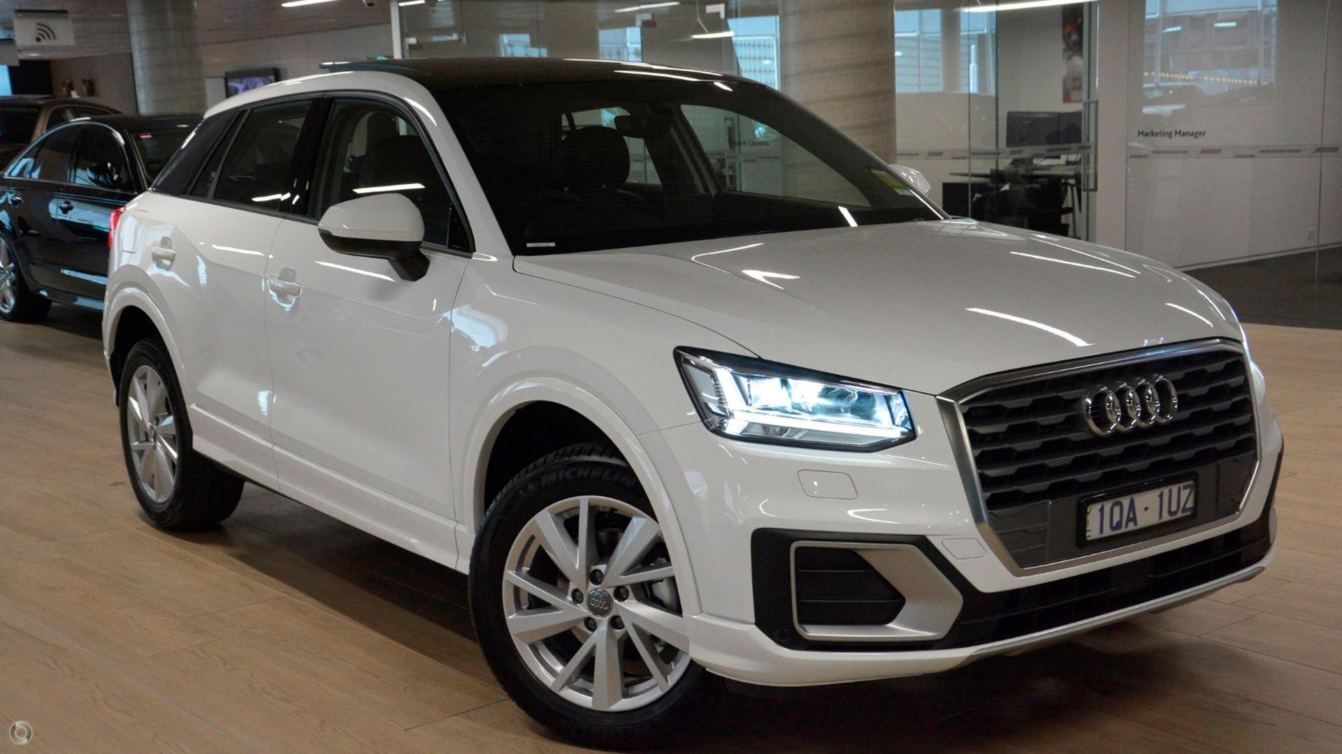 2019 Audi Q2 GA