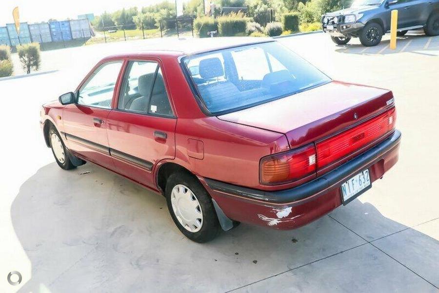 1995 Mazda 323  BG Series 2