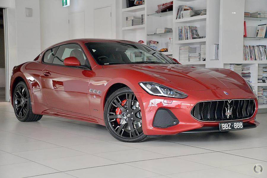 2018 Maserati GranTurismo Sport M145