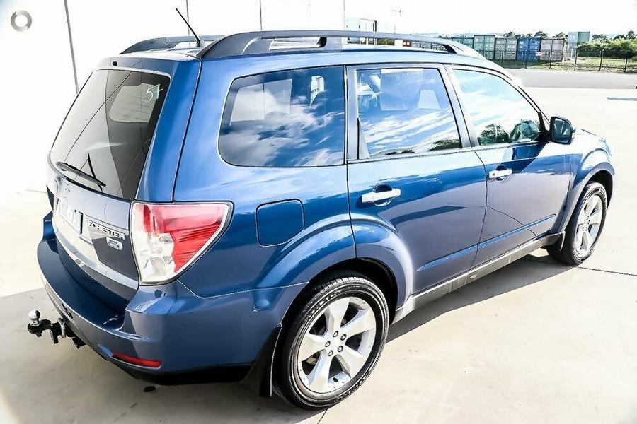 2011 Subaru Forester 2.0D S3