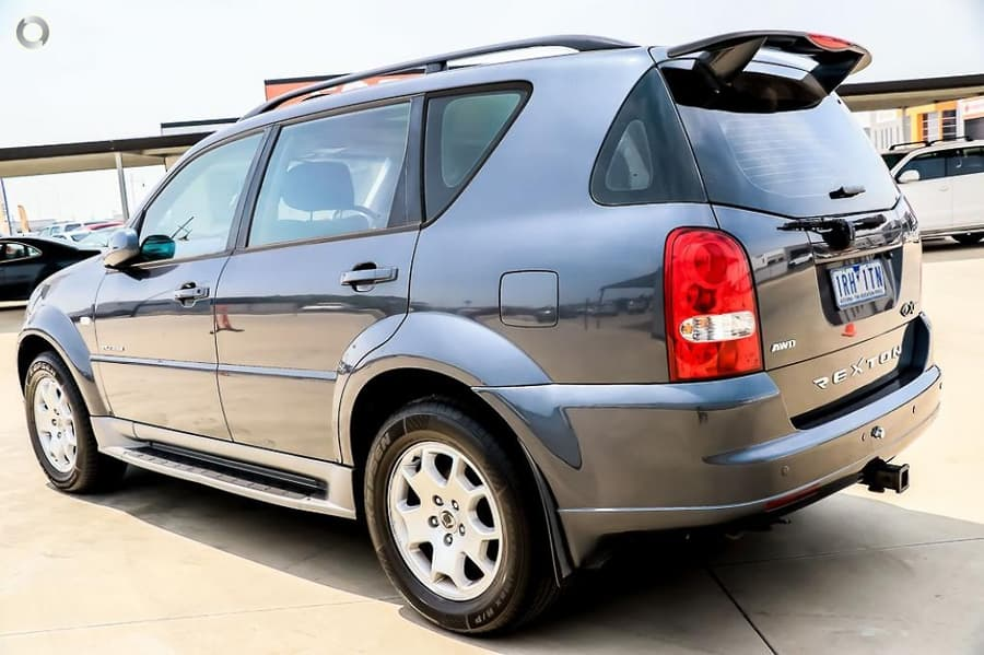 2007 Ssangyong Rexton RX270 Limited Y220 II
